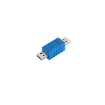 USB Adapter 3.0 A Stecker / A Stecker, blau